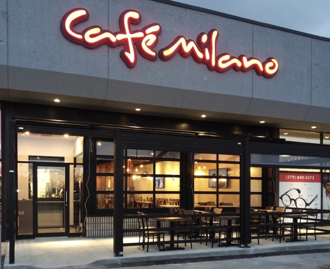 Homepage - Cafe Milano Laval 1